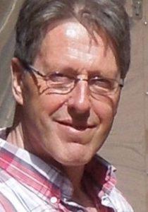 Foto Pieter voor bij CV